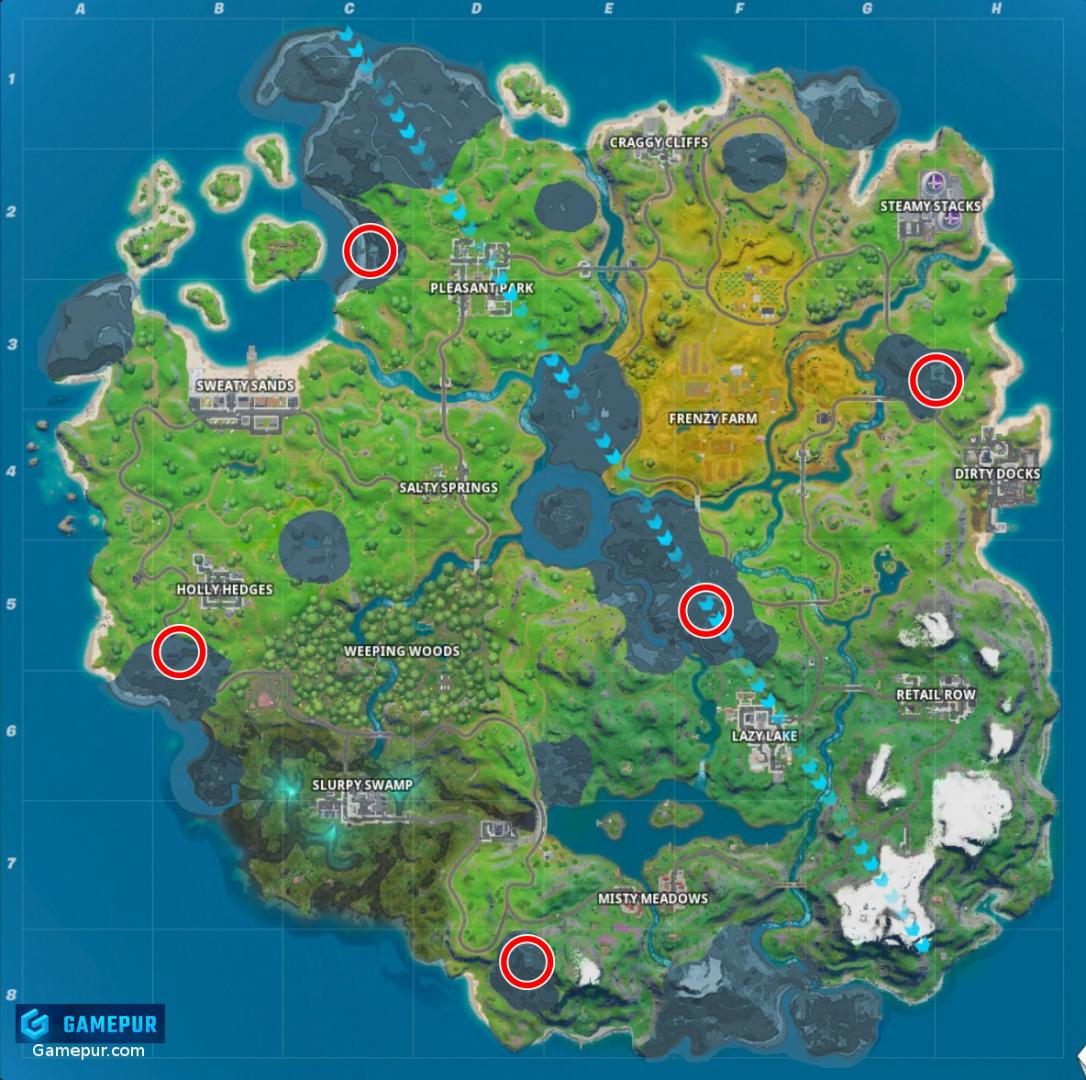E.G.O Outpost Locations