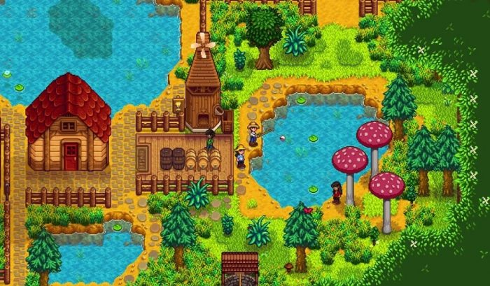 Multijoueur Stardew Valley