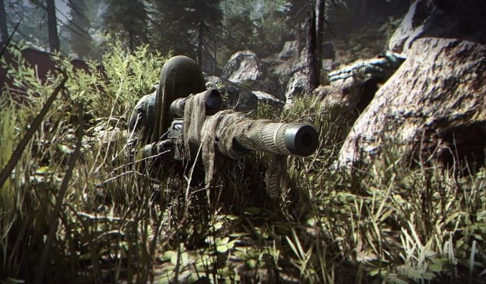 Multijoueur Modern Warfare