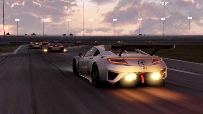 Écran supérieur de Project Cars 2 (1280x720)