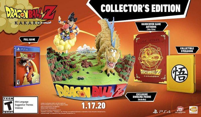 Précommande Dragon Ball Z: Kakarot