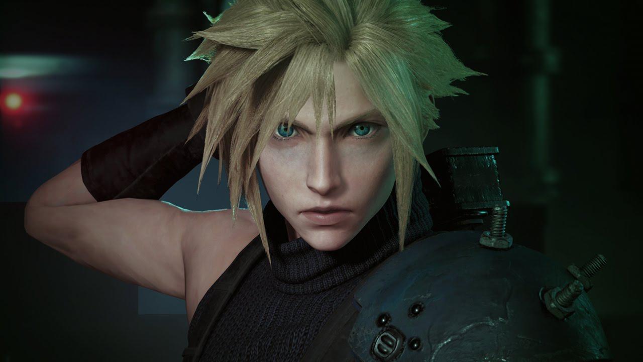 Remake de Final Fantasy VII 2015