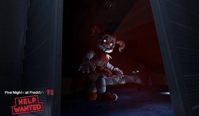 Cinq nuits chez Freddy VR