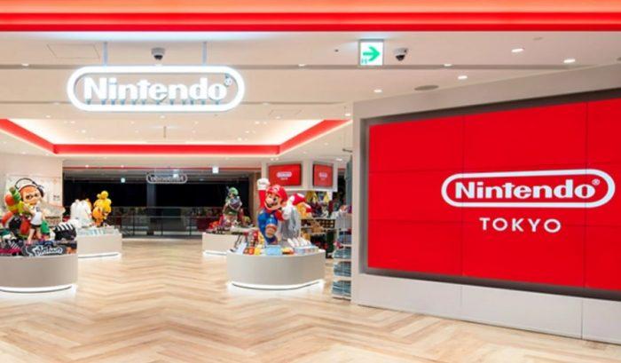 Boutique Nintendo Tokyo