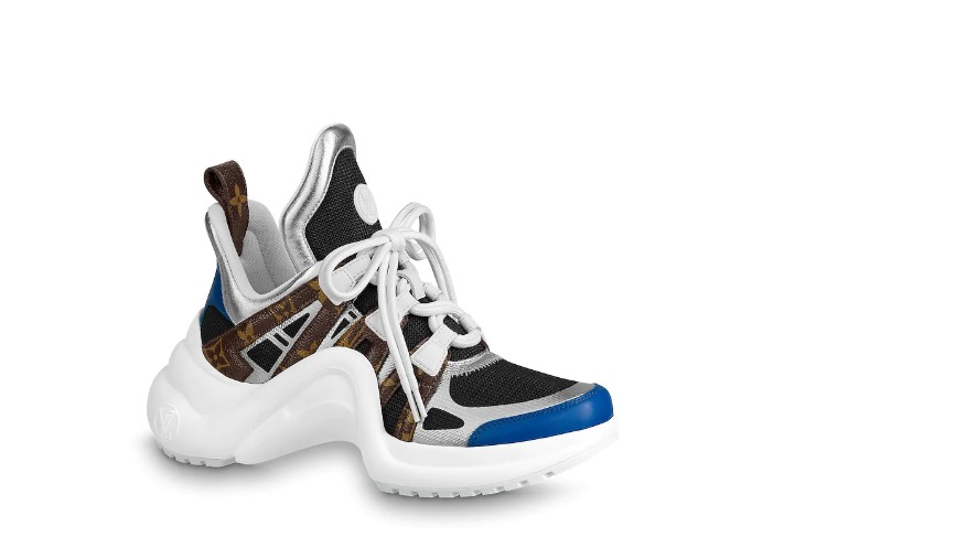 Baskets Louis Vuitton