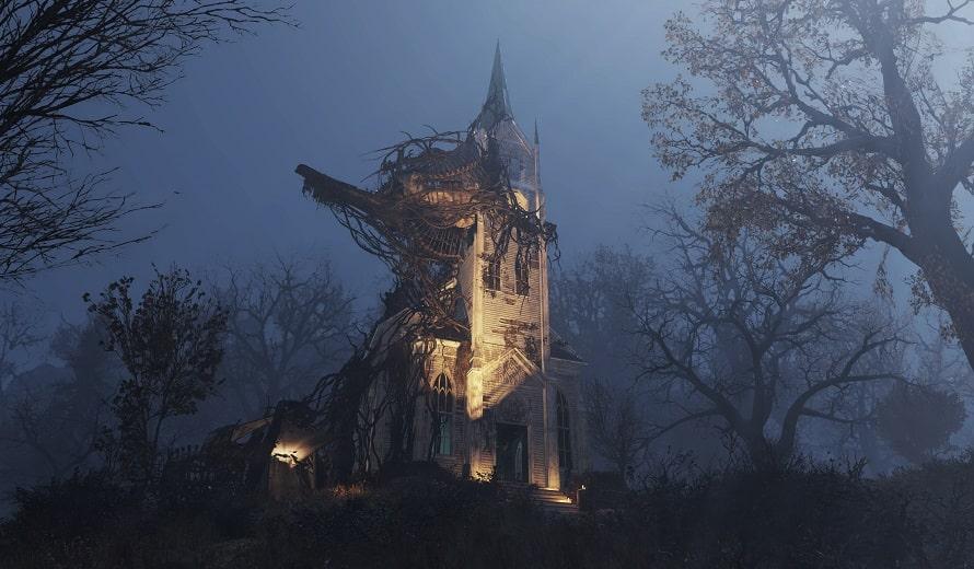Mise à jour Fallout 76 Wastelanders