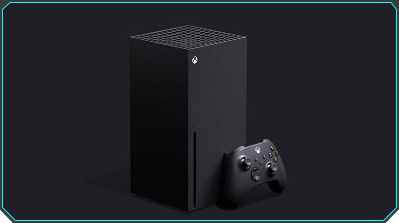 Série Xbox X