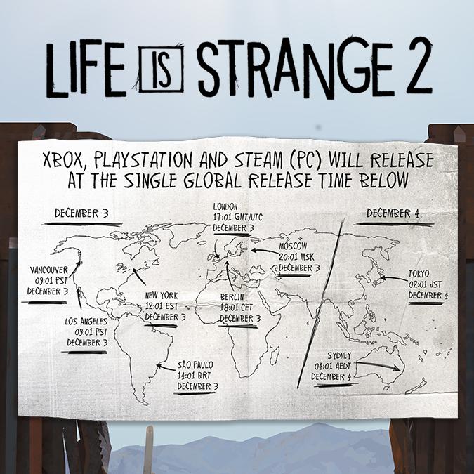 La vie est étrange 2 épisode 5 carte de libération