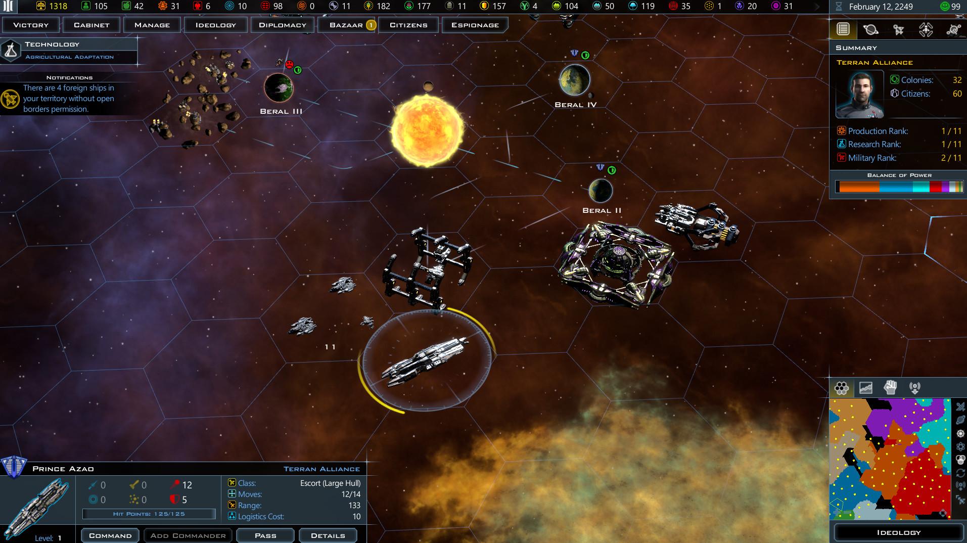 Civilisations galactiques III