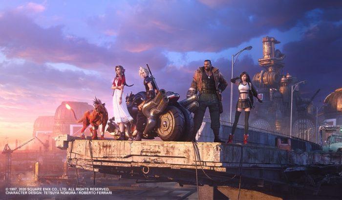 Remorque Final Fantasy VII Remake