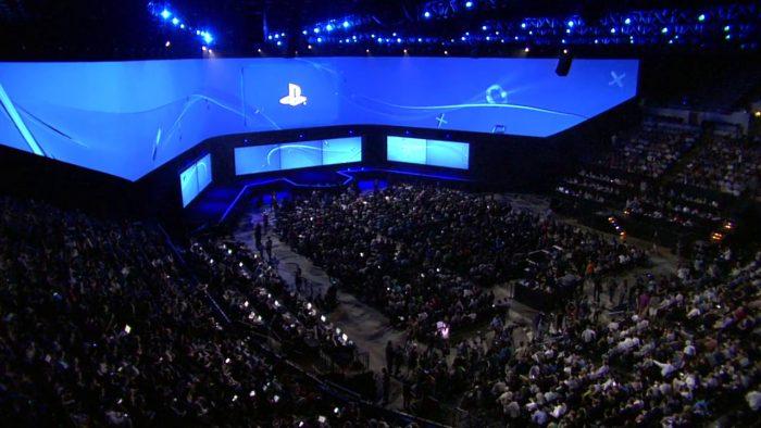 sony E3 Geoff Keighley