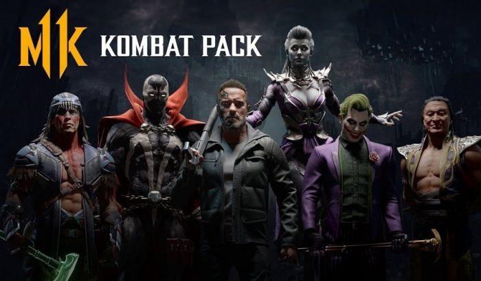 Pack Kombat Mortal Kombat 11