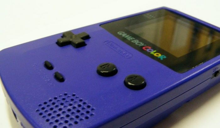 Game Boy Color 20e anniversaire