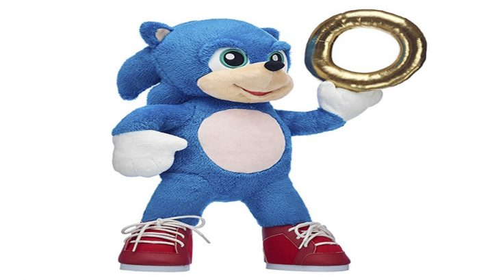 Sonic Build-a-Bear