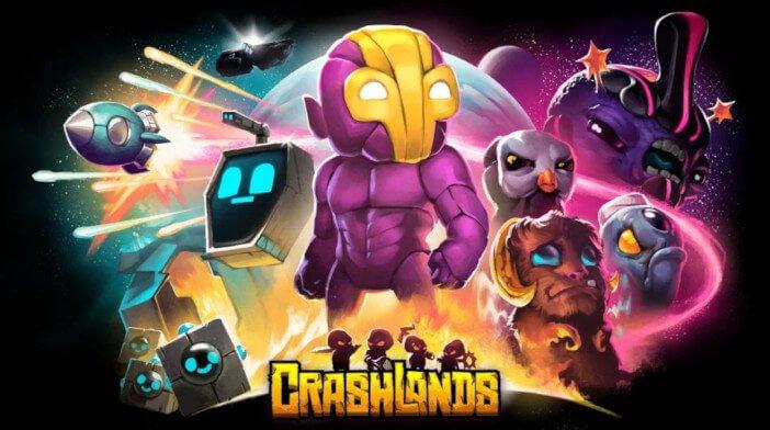 Les 10 meilleurs jeux mobiles qui fonctionnent mieux sur les tablettes Crashlands