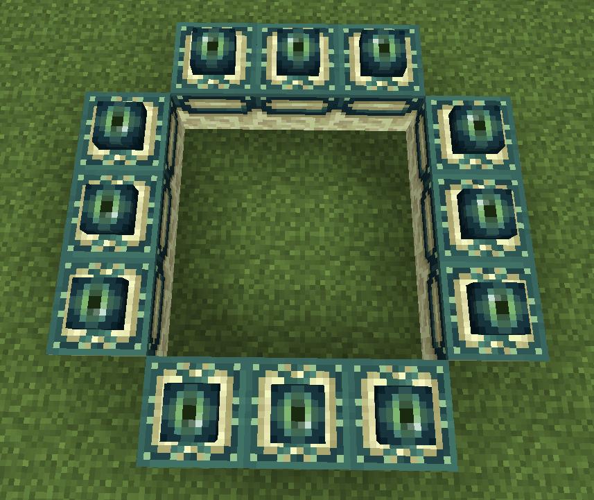 Résultat de l'image pour la fin de la construction du portail
