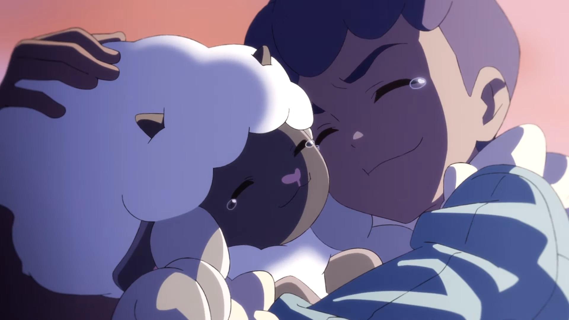 Twilight Wings Wooloo et Hop hug