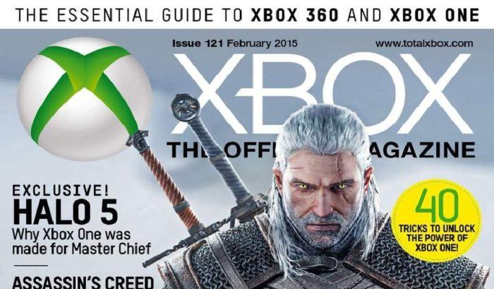 Magazine Xbox