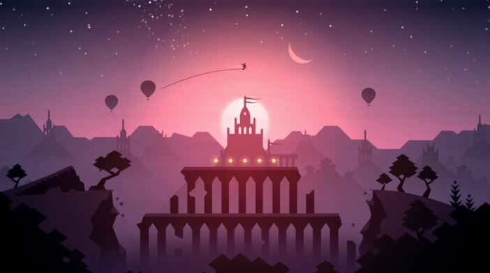 Les 10 meilleurs jeux mobiles qui fonctionnent mieux sur les tablettes Alto's Odyssey