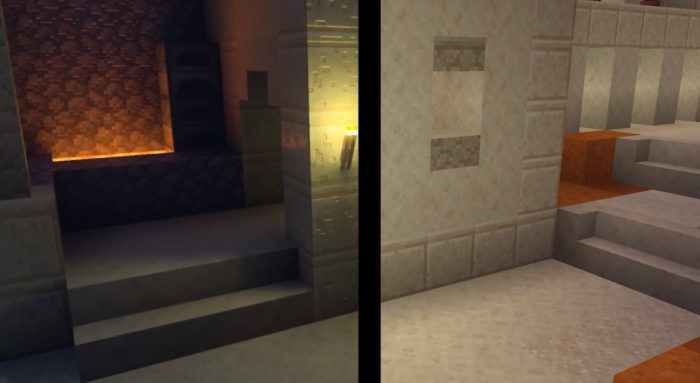 Raytracing Minecraft
