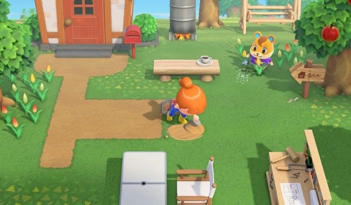 Animal Crossing: New Horizons Trailer