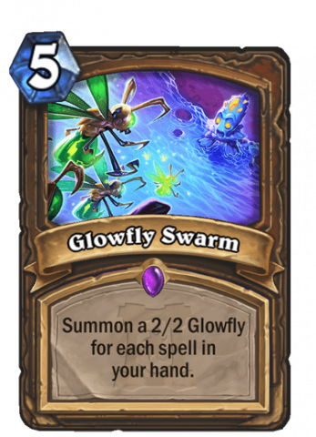 Essaim de Glowfly