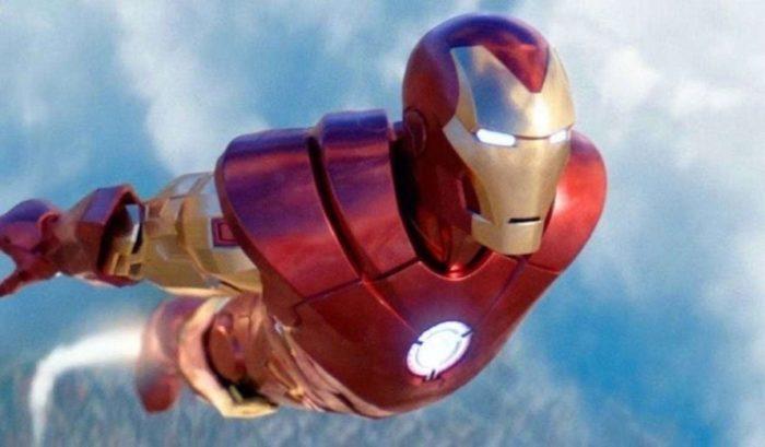 Iron Man VR retardé