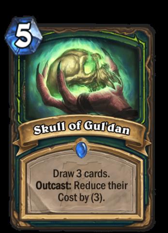 Crâne de Gul'dan