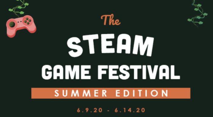 Festival de jeux Steam