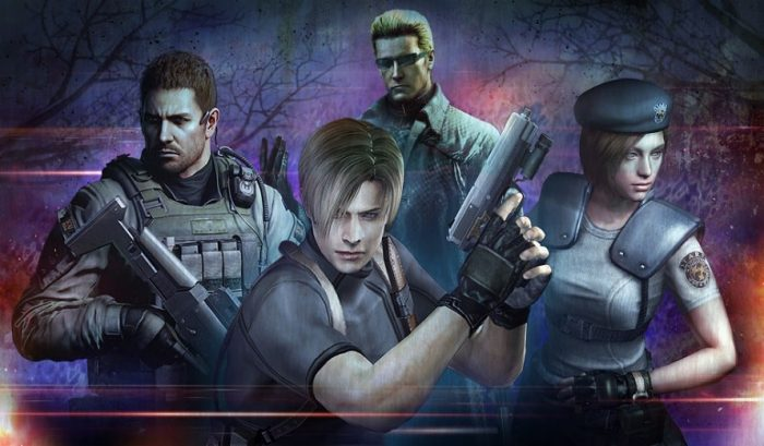 Personnages Resident Evil