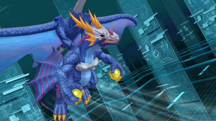 Digimon Story Cyber Sleuth Hackers Héros de la mémoire