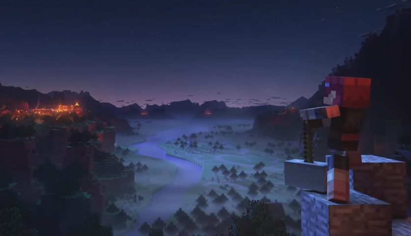 Donjons Minecraft