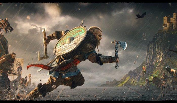 Pré-commande Assassin's Creed Valhalla
