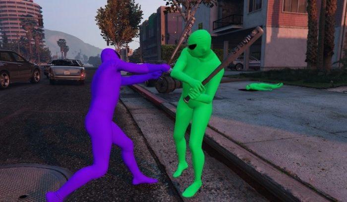 Vert vs violet