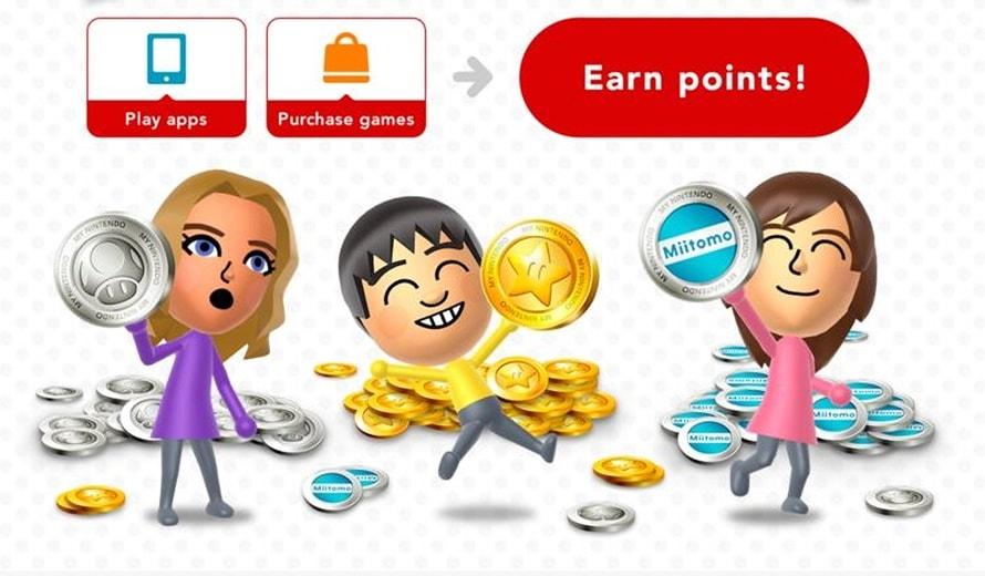 My Nintendo New Rewards