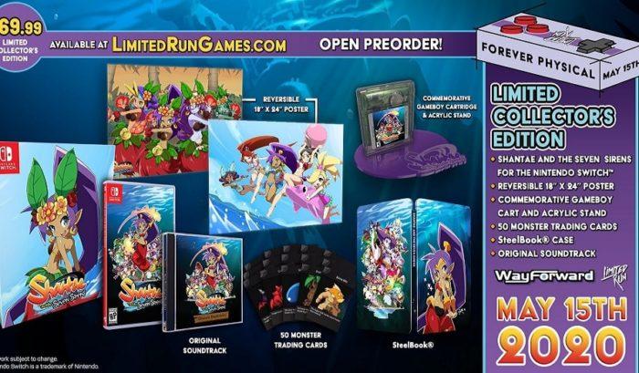 Shantae et les sept sirènes