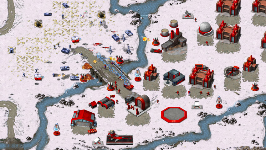 Configuration système requise pour Command and Conquer Remastered