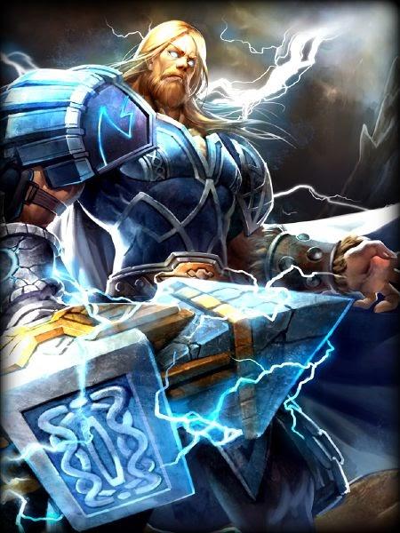 Smite Thor