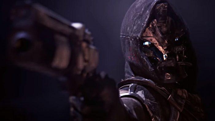 Destiny 2 abandonné