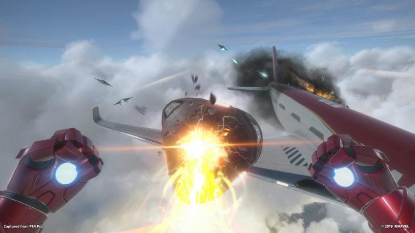 Combien de temps faut-il pour battre Iron Man VR de Marvel?