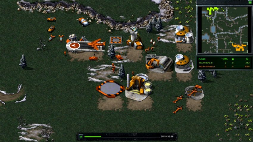 Command and Conquer Remastered exact release time