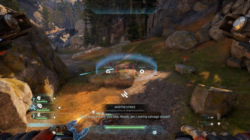 Comment utiliser les capacités de combat de votre équipage en désintégration