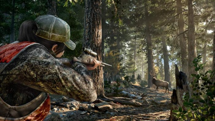 far cry 5 chasse