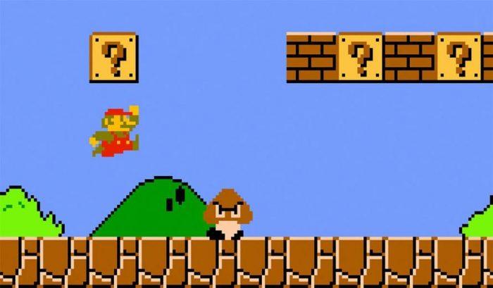 Mario speedrun guinness