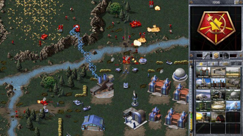 Le jeu LAN est-il pris en charge dans Command and Conquer Remastered?