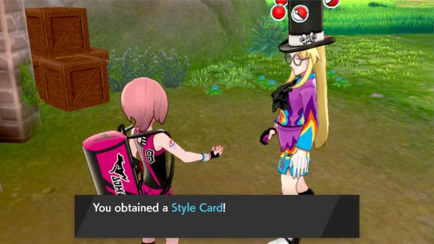 Obtenir la carte de style