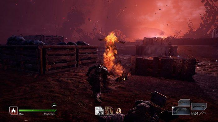 Pyromancien des Outriders