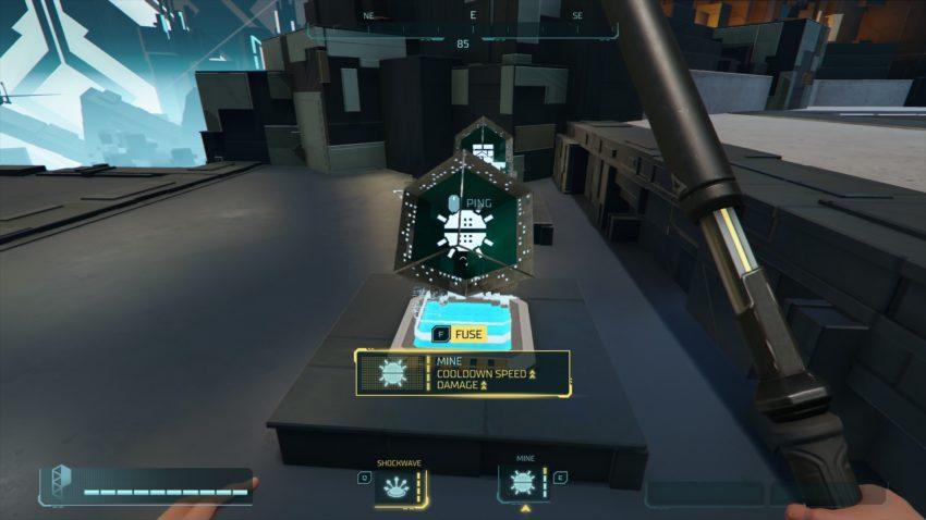 Mine Hack Level 4 Upgrade