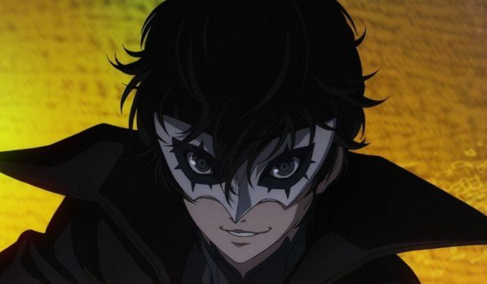 Persona 5: L'animation