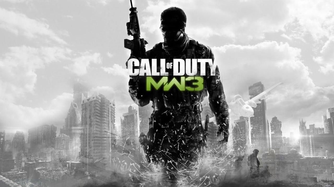 Call Of Duty Modern Warfare 3 - Film de jeu - YouTube